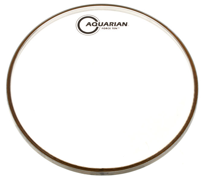 "Aquarian 10"" Force Ten Clear"