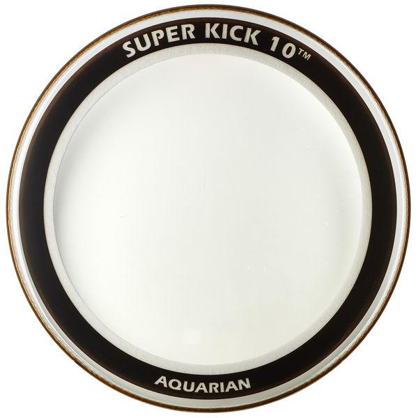 """Aquarian 22"""" Superkick Ten clear"""