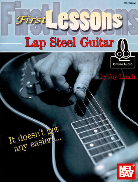 Mel Bay First Lessons Lap Steel