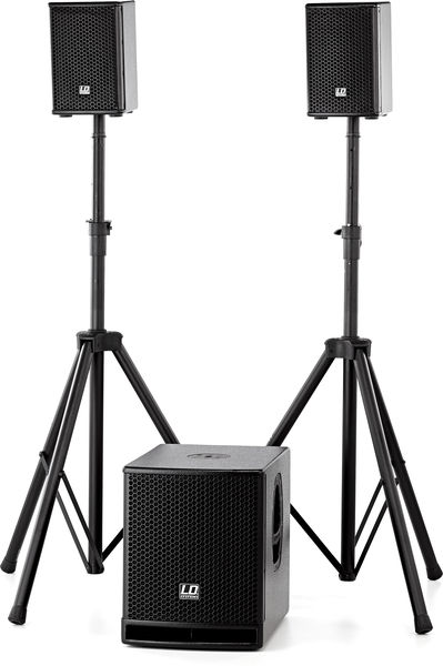 LD Systems Dave 10 G3 Bundle
