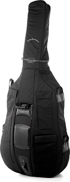 Roth & Junius BSB-02 4/4 BK Bass Soft Bag