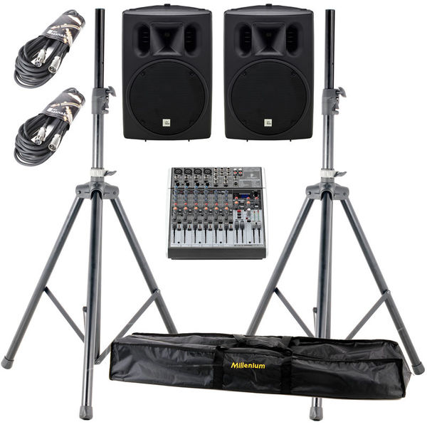 the box PA502 A Mixer Bundle