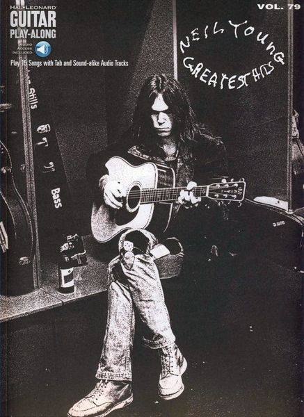 Hal Leonard Guitar Play-Along Neil Young