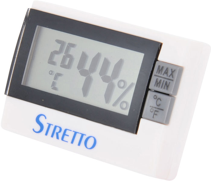 Stretto Hygrometer / Thermometer