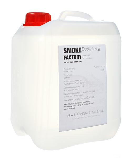 Smoke Factory Scotty II Fog Fluid 5L