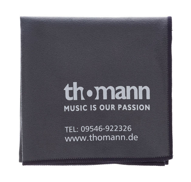 Thomann Polishing Cloth Gray