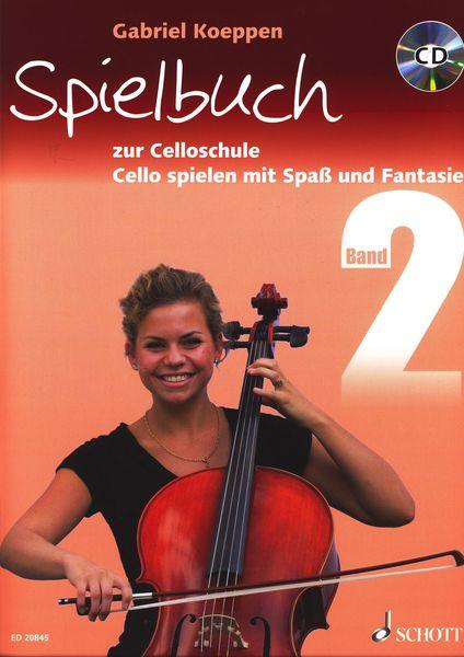 Schott Celloschule Spielbuch 2