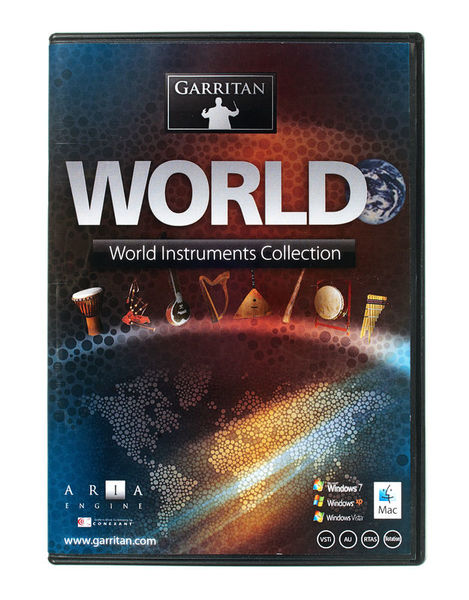 Garritan World Instruments