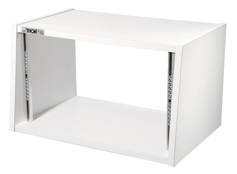 Thon Studio Desktop Rack 6U white