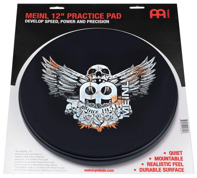 "Meinl MPP-12-JB 12"" Practice Pad"