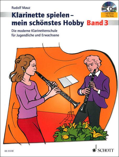 Schott Klarinette Spielen Hobby 3