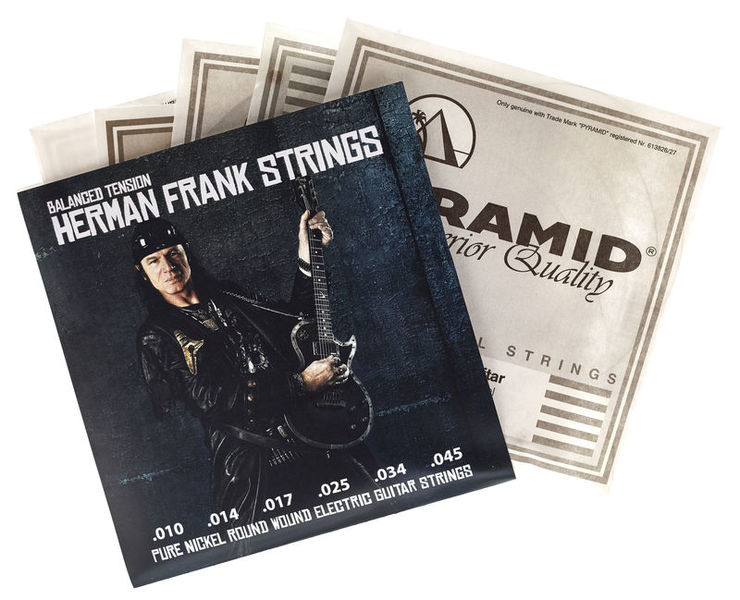 Pyramid Herman Frank Signature 010