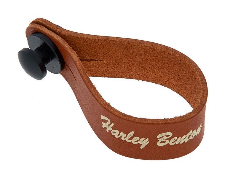 Harley Benton Strap Button Tabac