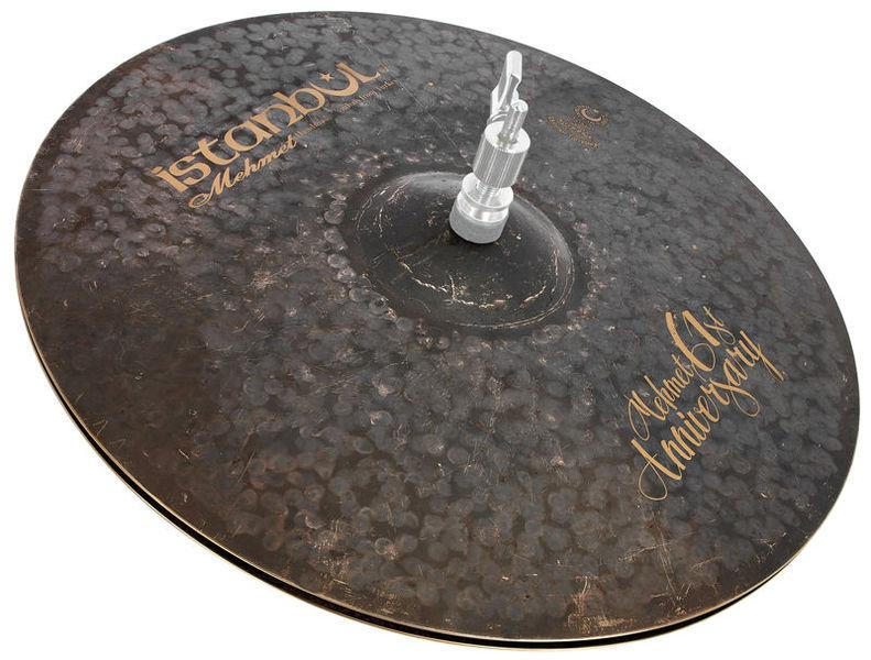 """Istanbul Mehmet 15"""" 61st Vintage Hi-Hat"""