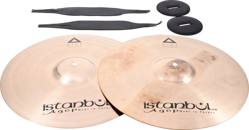 """Istanbul Agop Marching 16"""" Xist Brilliant"""