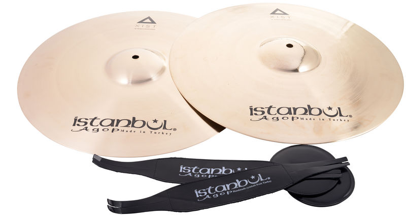 "Istanbul Agop Marching 18"" Xist Brilliant"