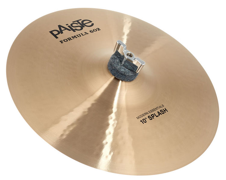 "Paiste 10"" 602 Mod. Essential Splash"