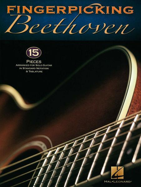 Hal Leonard Fingerpicking Beethoven
