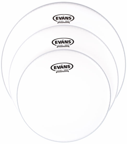 Evans G2 Studio / Fusion Set Coated