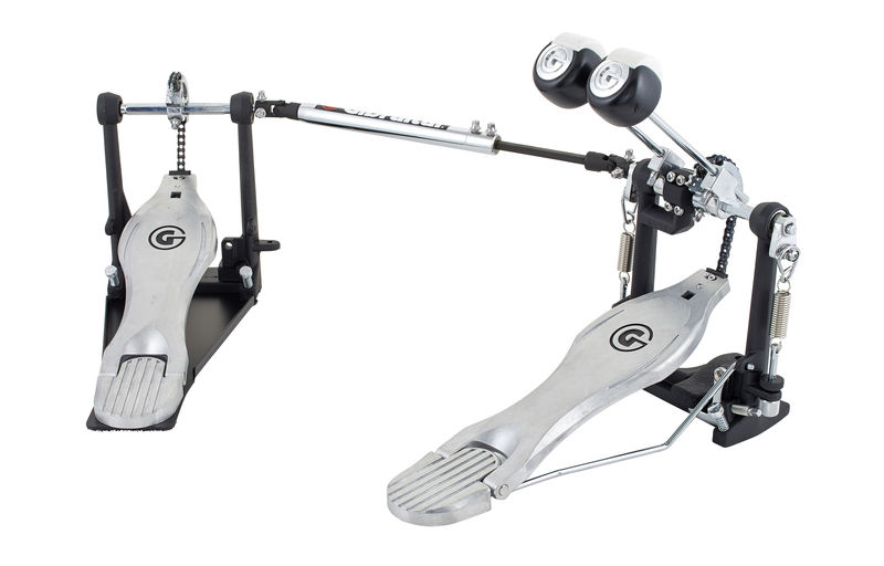 Gibraltar 5711DB Bass Drum Double Pedal