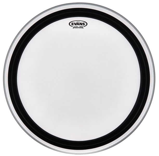 """Evans 24"""" EMAD Coated Bass Drum"""