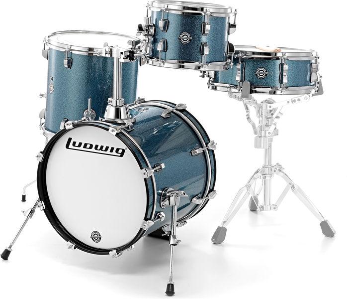 Ludwig Breakbeats Set Azure Sparkle