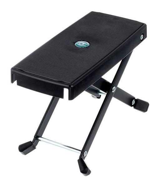 K&M 14640 Footrest Black