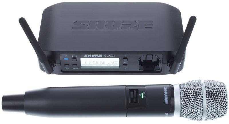 Shure GLXD24/SM86