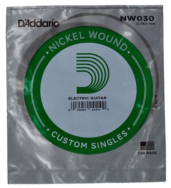 Daddario NW030 Single String