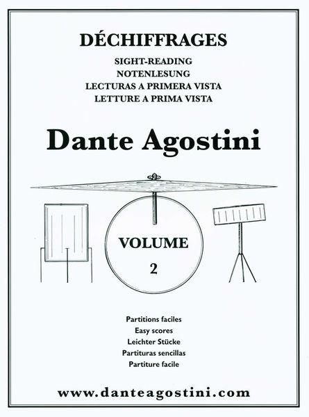 Dante Agostini Preparation Dechiffrage 2