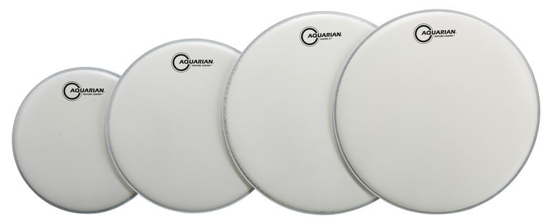 Aquarian TC-A Drum Head Set Studio
