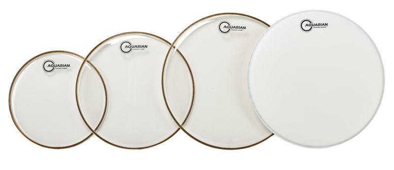 Aquarian CC-A Drum Head Set Studio