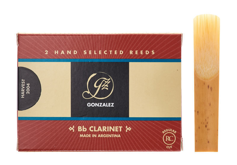 Gonzalez RC Bb Clarinet 2.0 (2pcs)