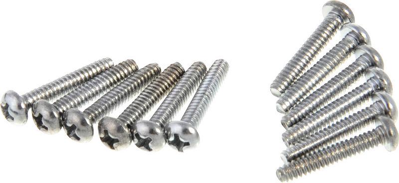 Fender Strat/Tele PU Mounting Screws