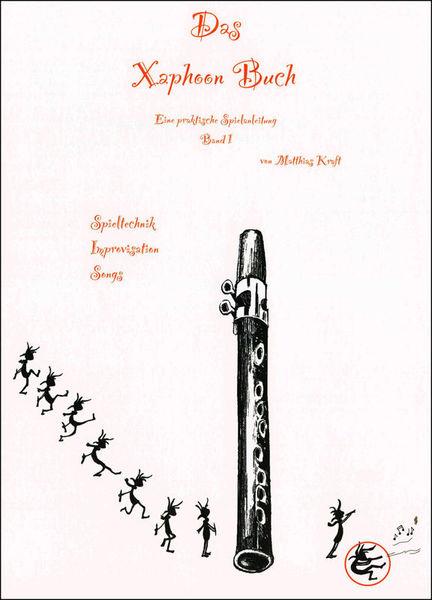 Matthias Kraft Verlag Das Xaphoon Buch