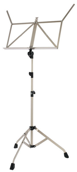 K&M 107 Music Stand Nickel