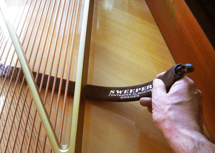 Jahn Soundboard Cleaning Rod