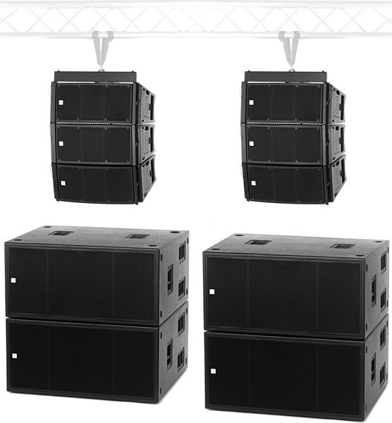 the box pro A10 LA Line Array System