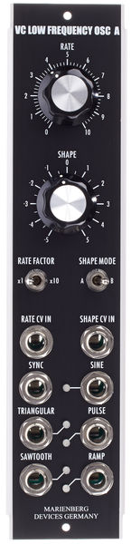 Marienberg Devices VC Low Frequency Oscillator A