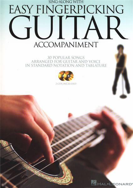 Hal Leonard Easy Fingerpicking Guitar