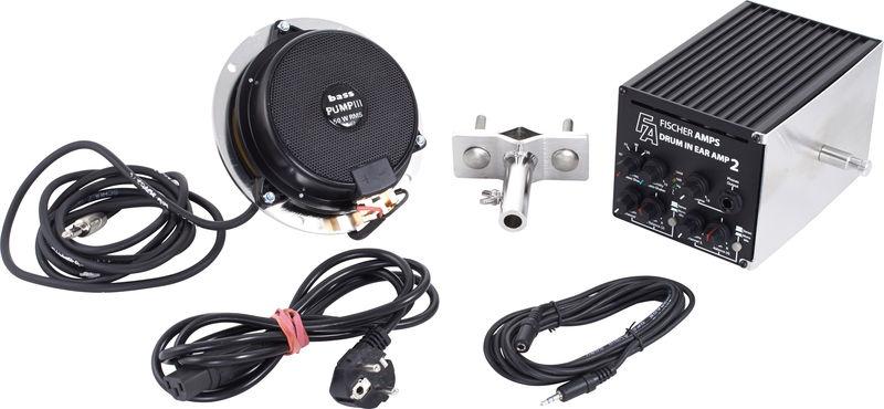Fischer Amps Drum InEar Amp 2 - Bass Pump