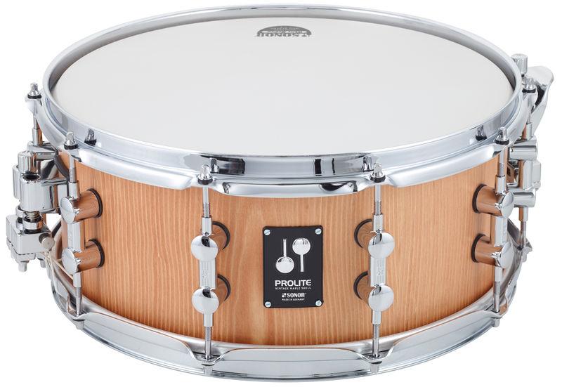 """Sonor 14""""x06"""" ProLite Snare Natural"""