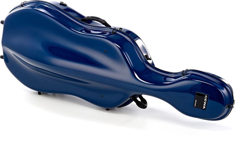 Gewa Idea Futura Cellocase 4/4 BL