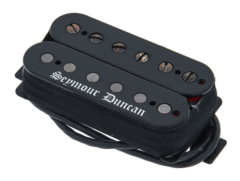 Seymour Duncan Black Winter Neck