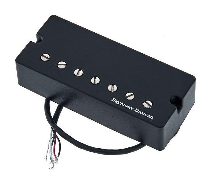 Seymour Duncan Nazgul 7 Bridge Soapbar Cover