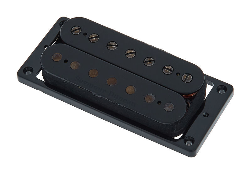 Seymour Duncan Sentient 7 Neck Uncovered