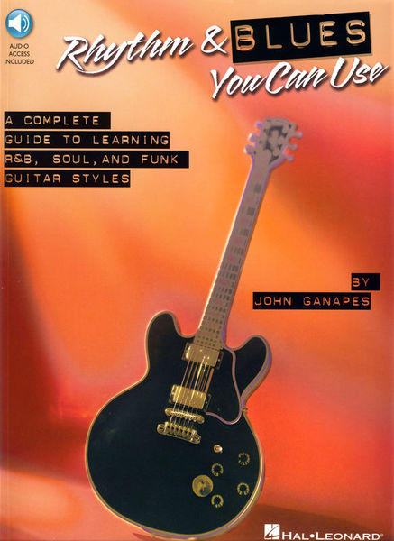 Hal Leonard Rhythm And Blues You Can Use