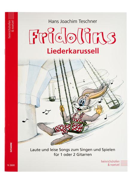 Heinrichshofen's Verlag Fridolins Liederkarussell