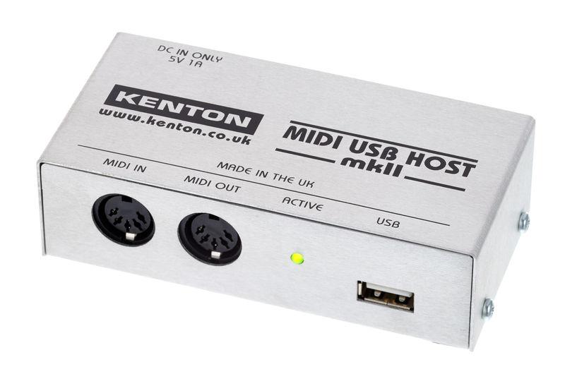 Kenton Midi USB Host