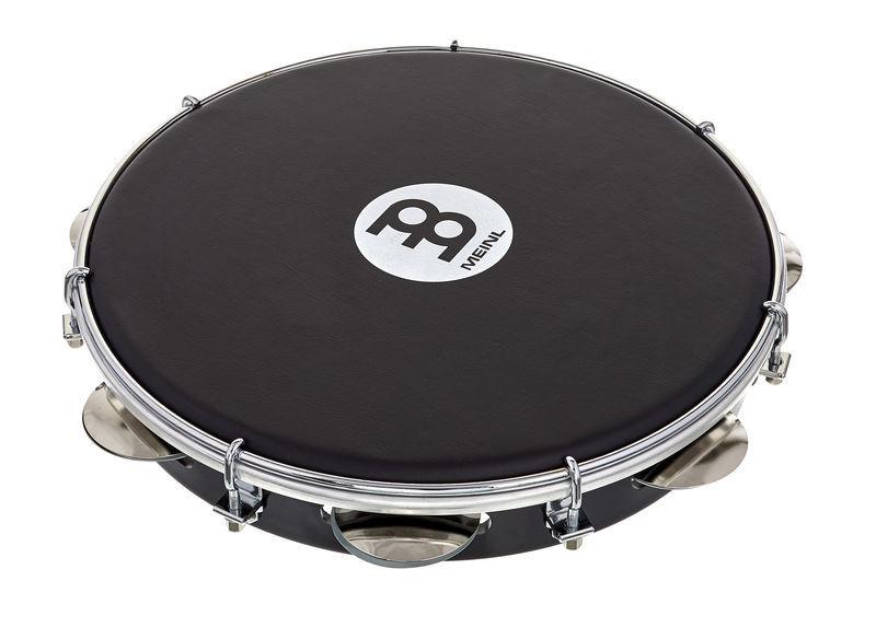 Meinl PA10ABS-BK-NH Pandeiro Black